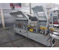 Кромкооблицовочный станок автомат с прифуговкой Cehisa Sistem4P 2007 г.