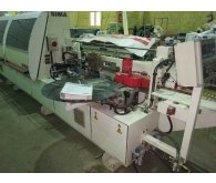 Кромкооблицовочный станок автомат IMA Advantage 6216-12 L12 2003г.